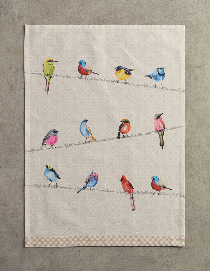01-Birdies-on-Wire-Kitchen-Towel