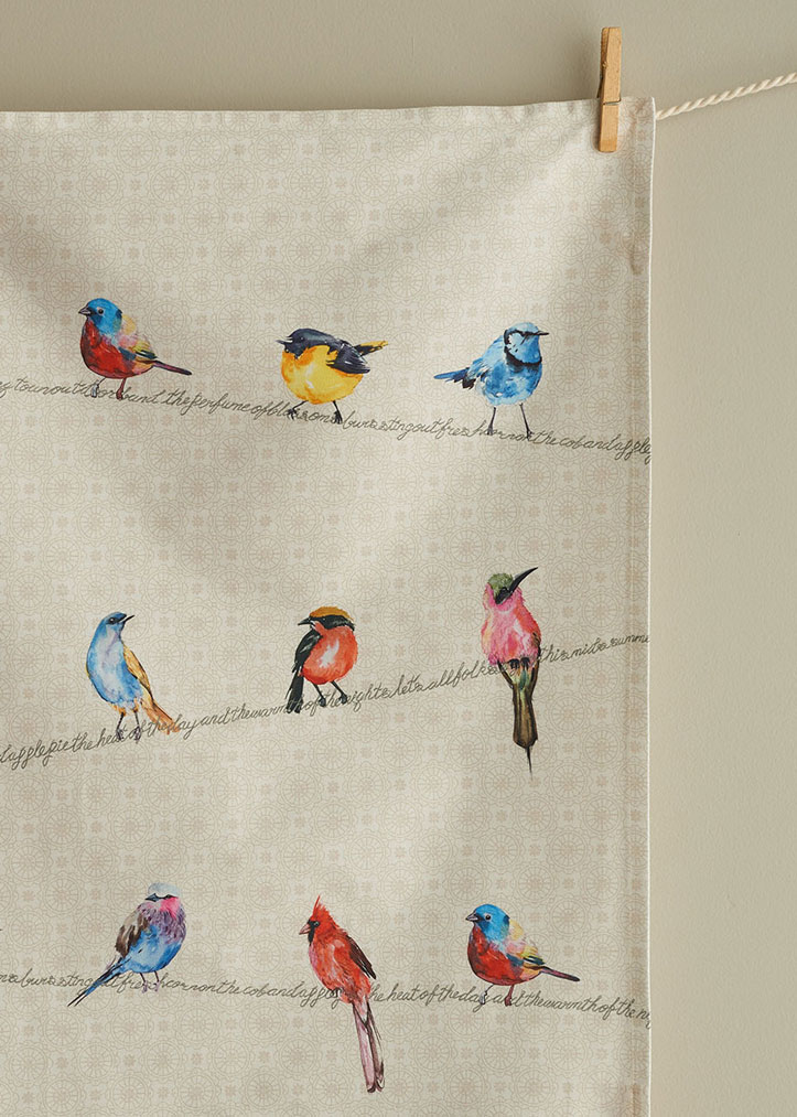 04-Birdies-on-Wire-Kitchen-Towel
